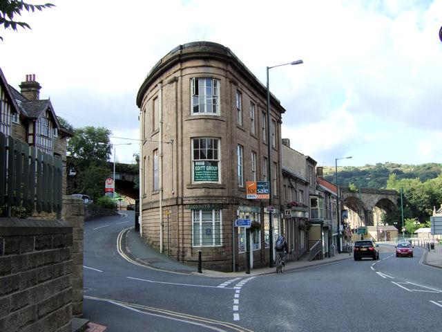 Todmorden - Burnley Road / Ridge Road