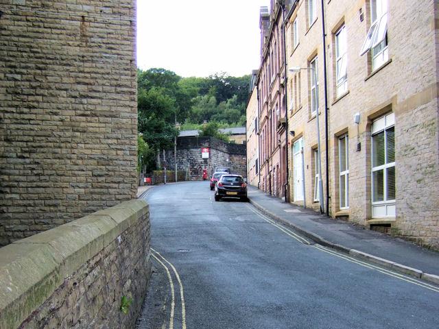Todmorden - Rise Lane