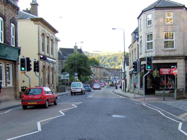 Todmorden - Rochdale Road
