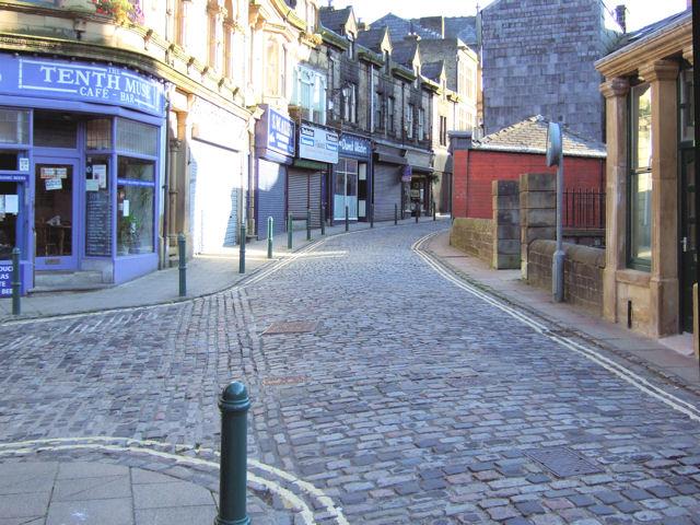 Todmorden - Water Street / Dale Street