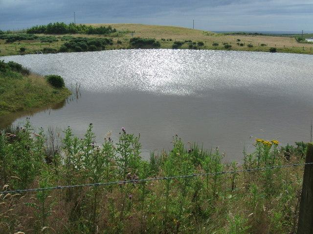 Broom Hill sand-pit (flooded)