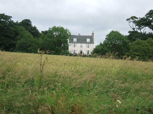 Manse near Old Belhelvie Church