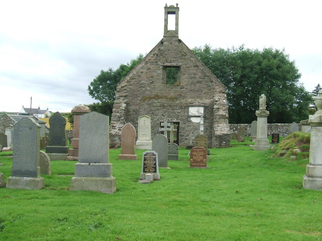 Old Belhelvie Church