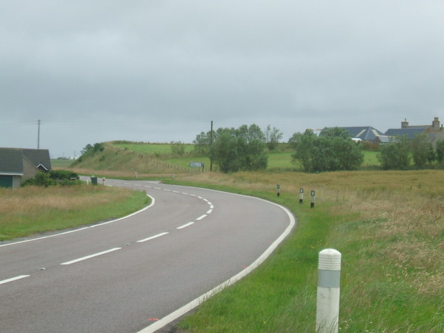 A90 at Auchmaud