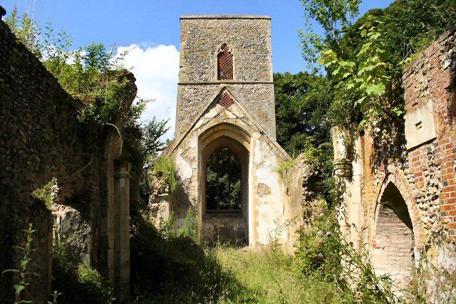 St Paul's Church, Kempstone