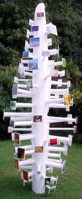 'I am Here', on the Sculpture Trail