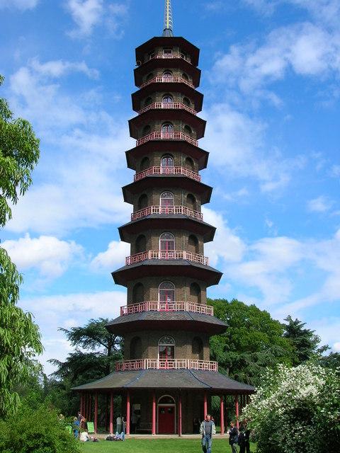 Pagoda, Kew Gardens