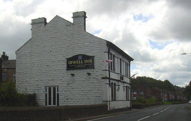 Irwell Inn Burnley Road.