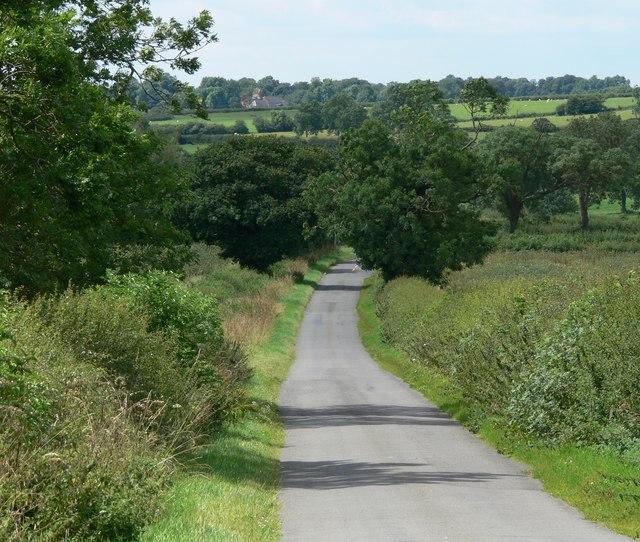 Illston Road, Leicestershire