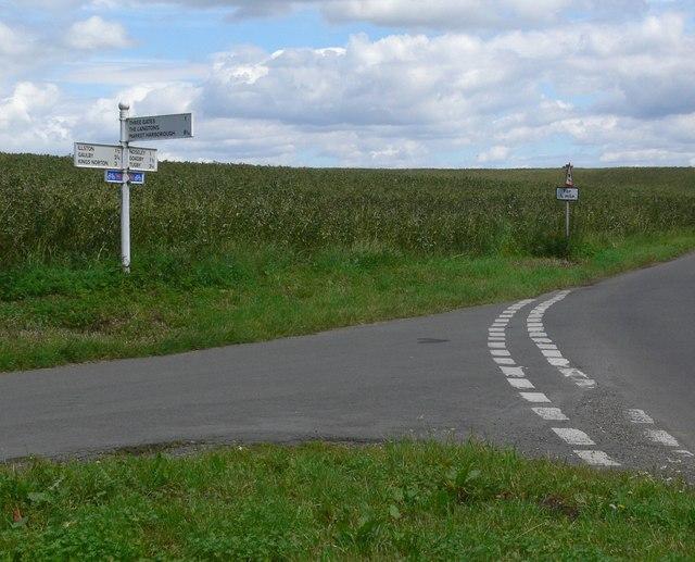 Illston Road Junction