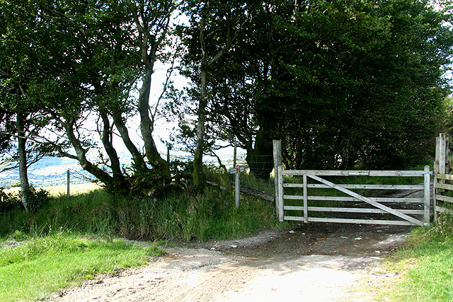 Challacombe: Two Gates