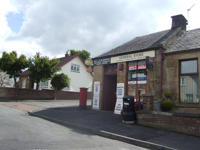 Braidwood Post Office and general store