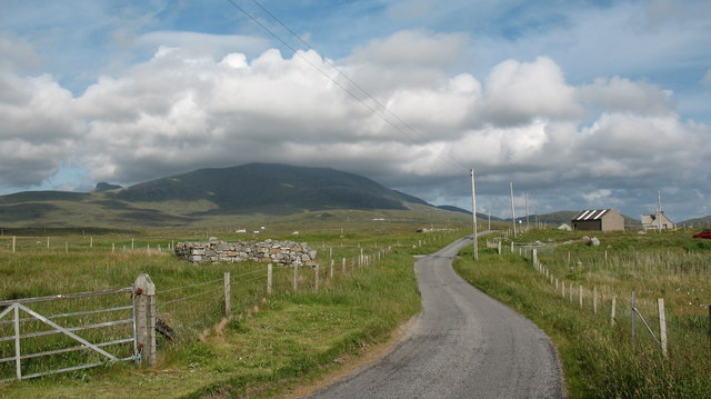 Road at Staoinebrig