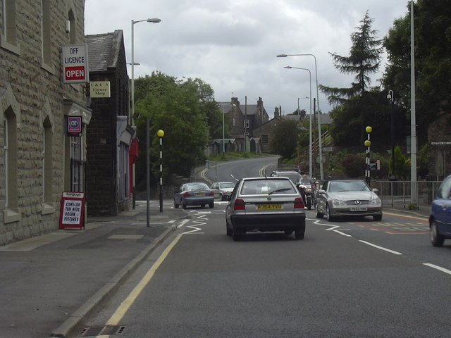 Newchurch Road Stacksteads.