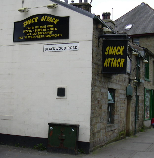 Converted Pub, Stacksteads