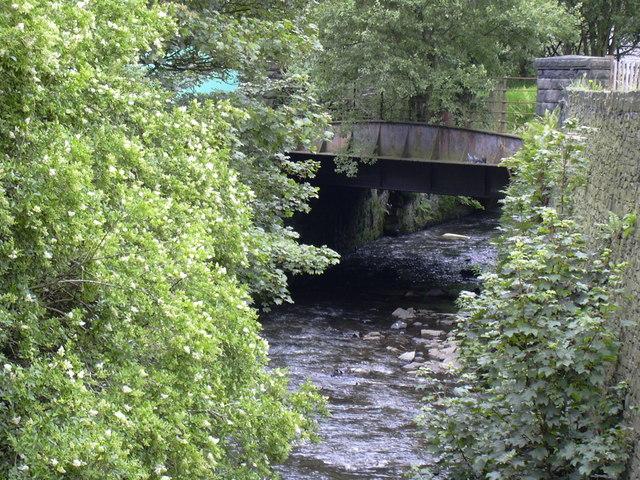 Disused Railway Bridge