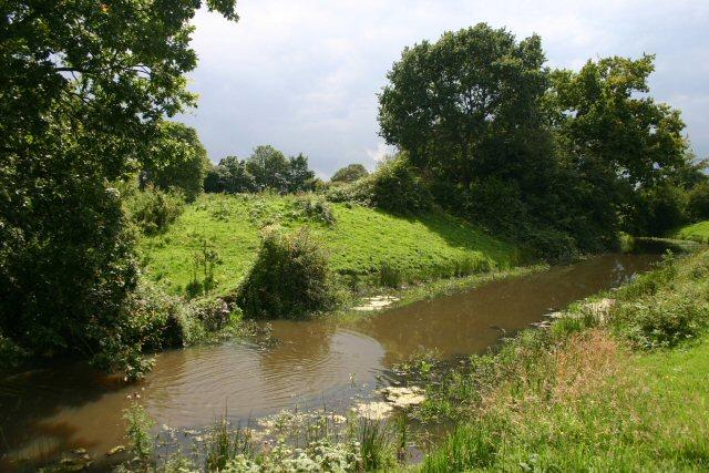 Moat of Mileham Castle