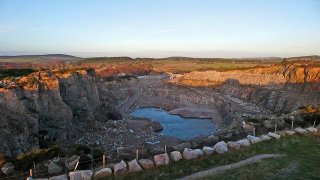 Kemnay Quarry