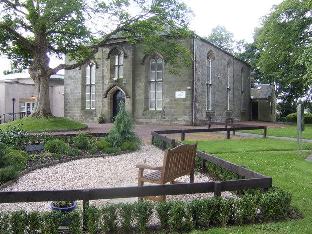 Kirkton parish church, Carluke