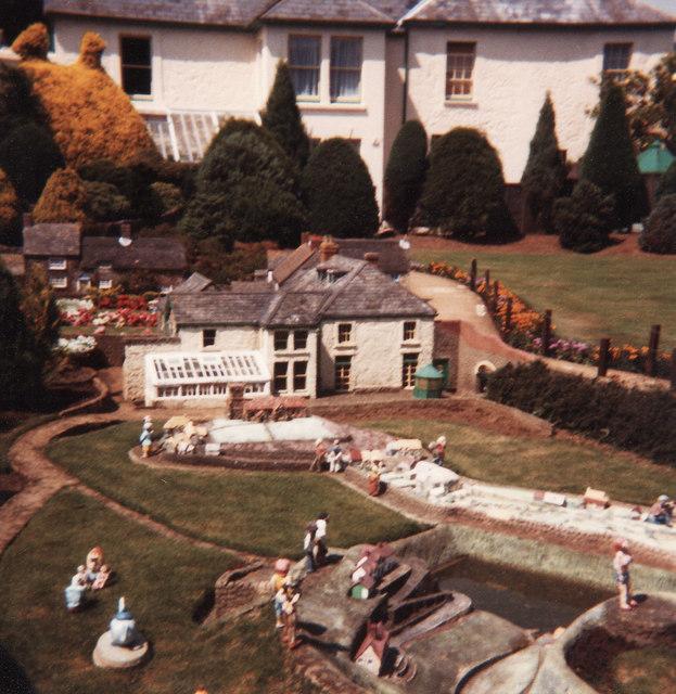 Model Village, Godshill