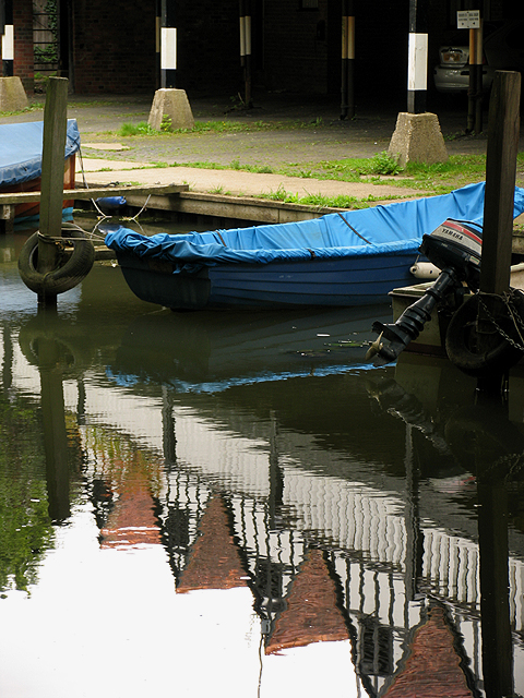 Mooring Spot for residents: Goring