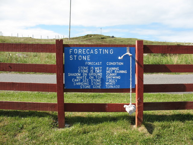 'Weather Station', Berneray