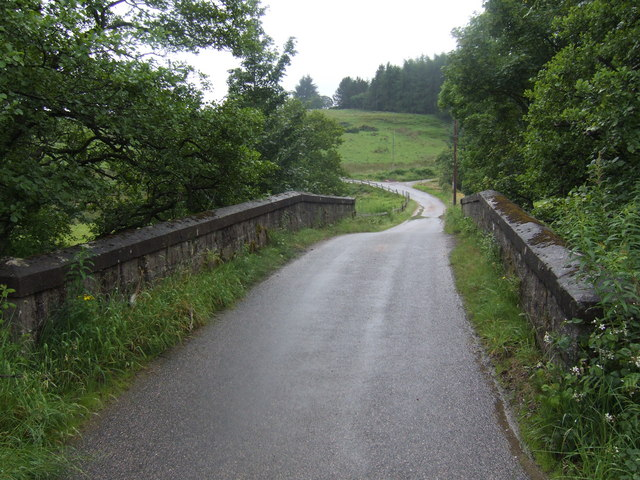 Bridge over the Cowie Water