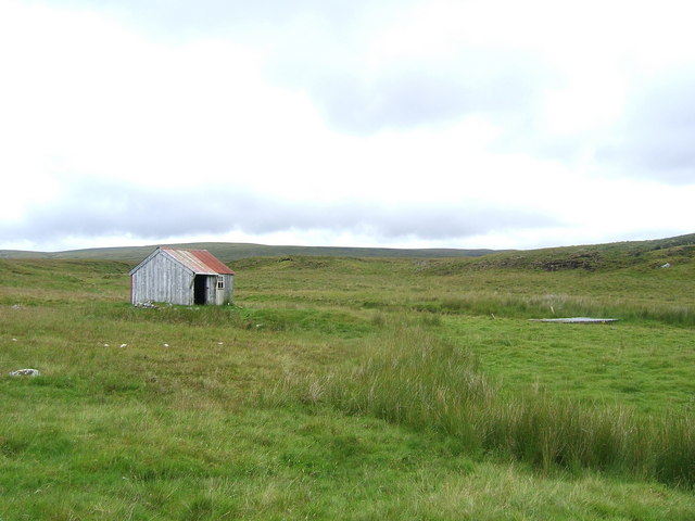 Stalker's and shearer's shed