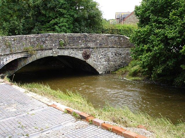 Bridge at Bettws Cedewain