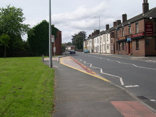 Road to Orrell