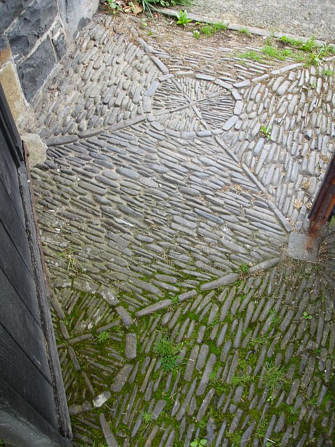 Pattern of cobbles