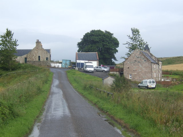 Mill of Leask