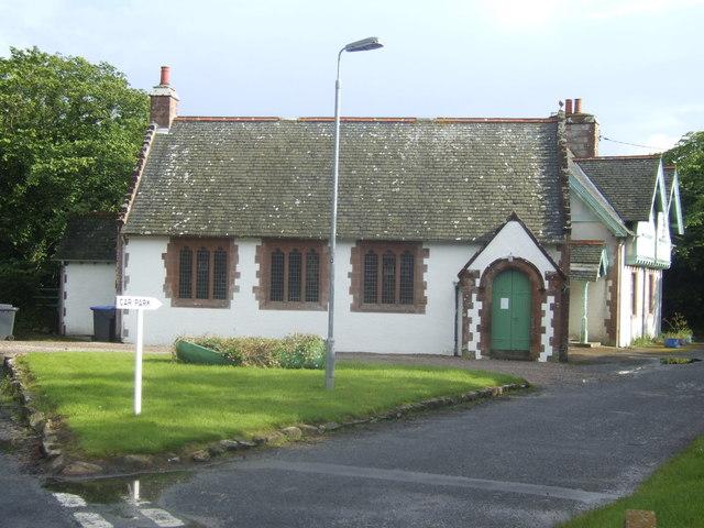 Village hall, Denhead, Aberdeenshire