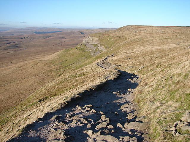The Northern Ascent to Pen-y-ghent