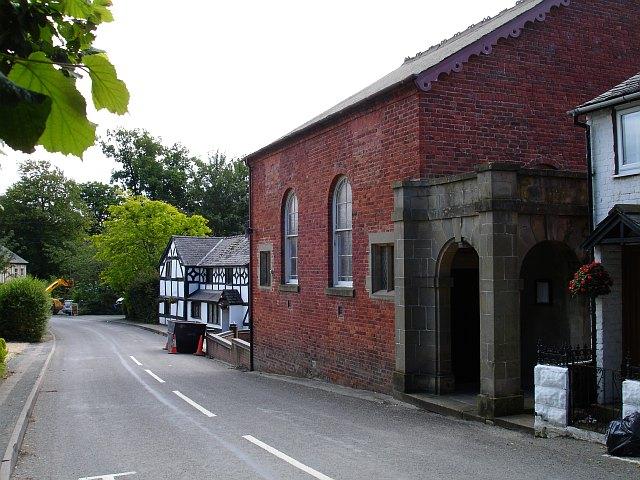 Chapel, Bettws Cedewain