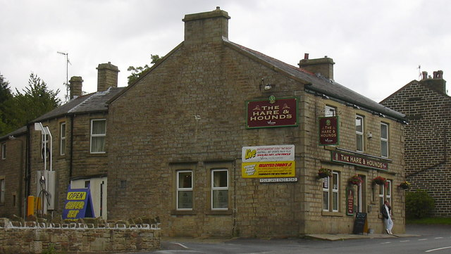 Hare and Hounds, Stacksteads