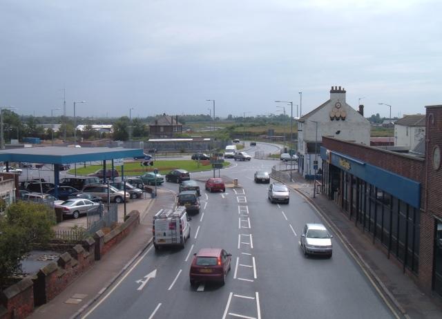 Southgates roundabout