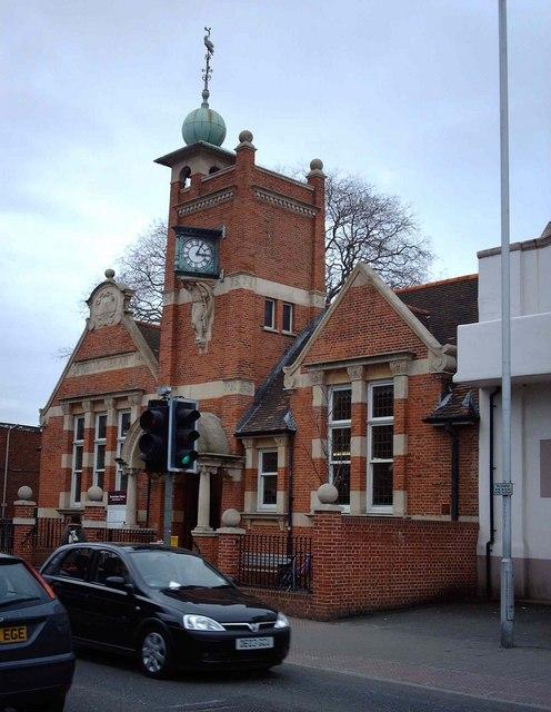 Caversham Library
