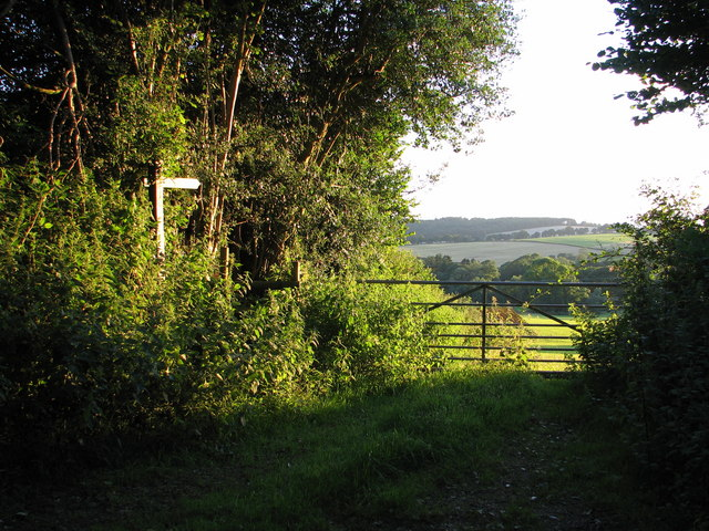 Footpath to Llanishen (2.3Km)