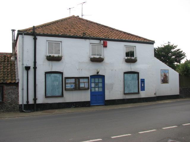 House on Binham Road