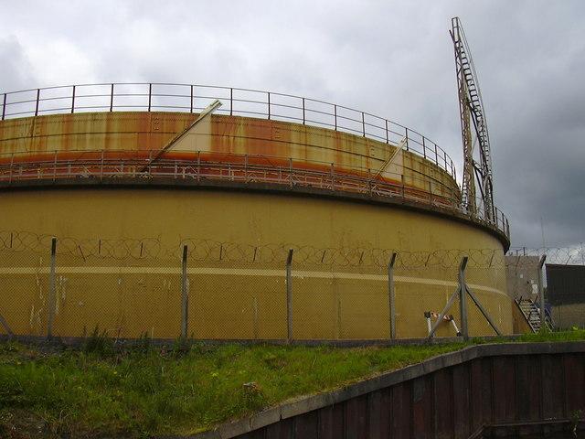 Cloughfold Gasometer