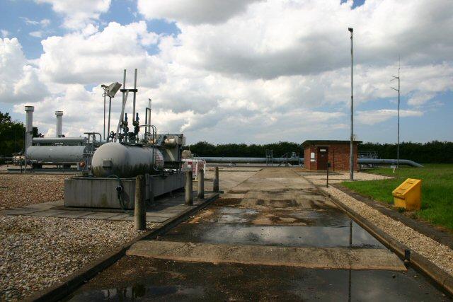 Harper's Green pumping station