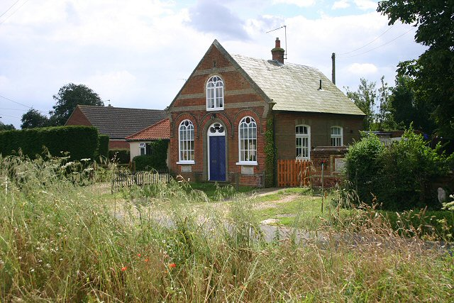 Former Primitive Methodist Church, Brisley