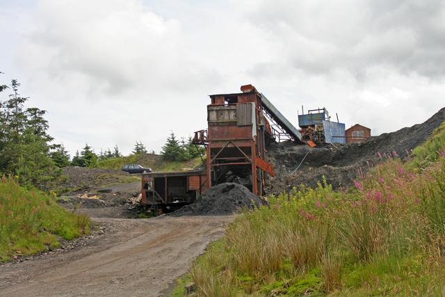 Clarghyll Mine