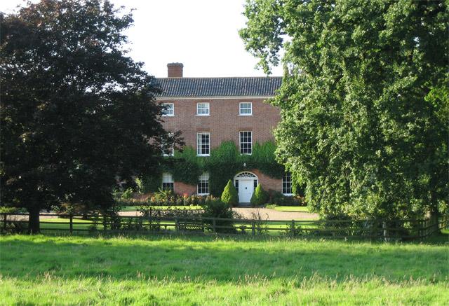 Thurgarton Hall