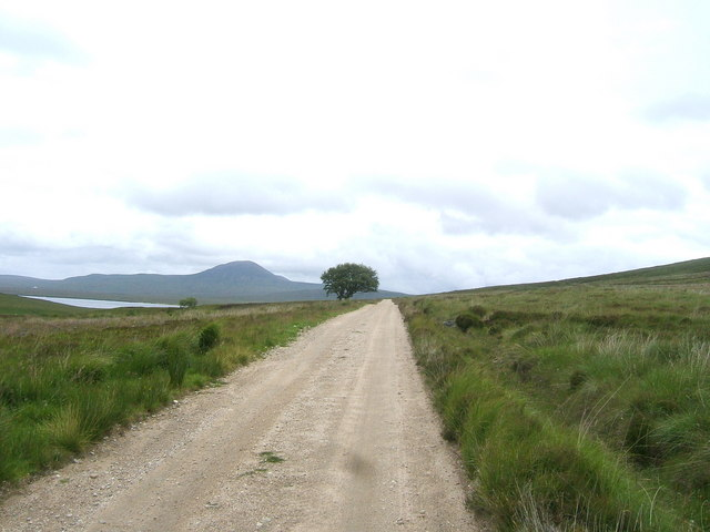 Loch Choire road