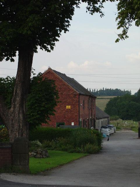 Loscoe Brook Farm