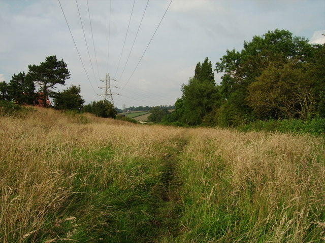 """up the cuckoo"" footpath Loscoe"