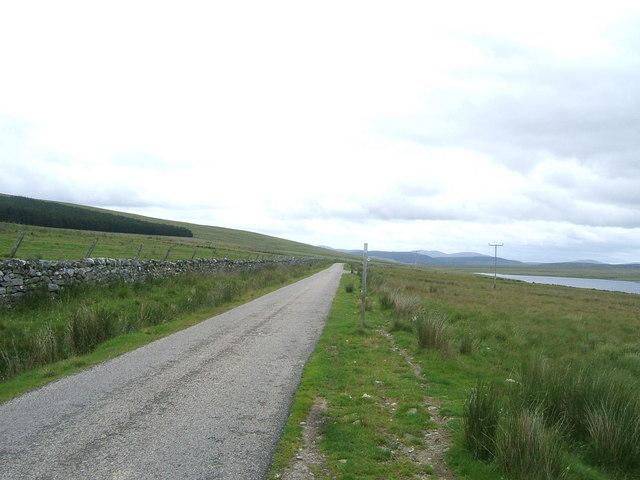 B871 road