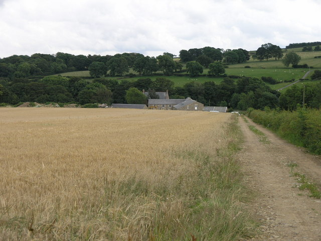 Low Row Farm.